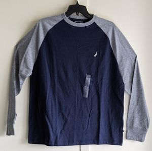 NWT Men's sleep shirt Nautica M